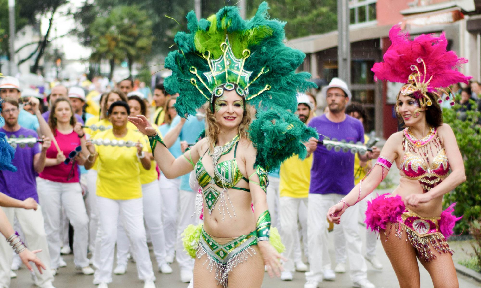 Toque de samba